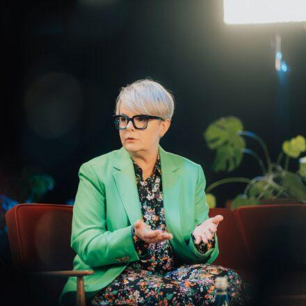 Perlage Stories. Gościem Karolina Korwin Piotrowska